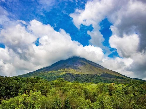 Costa Rica Mountains