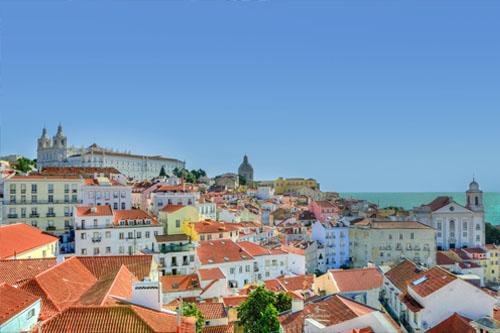 Cascais Portugal Portuguese Riviera